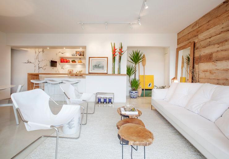 Helô Marques Associados Living room