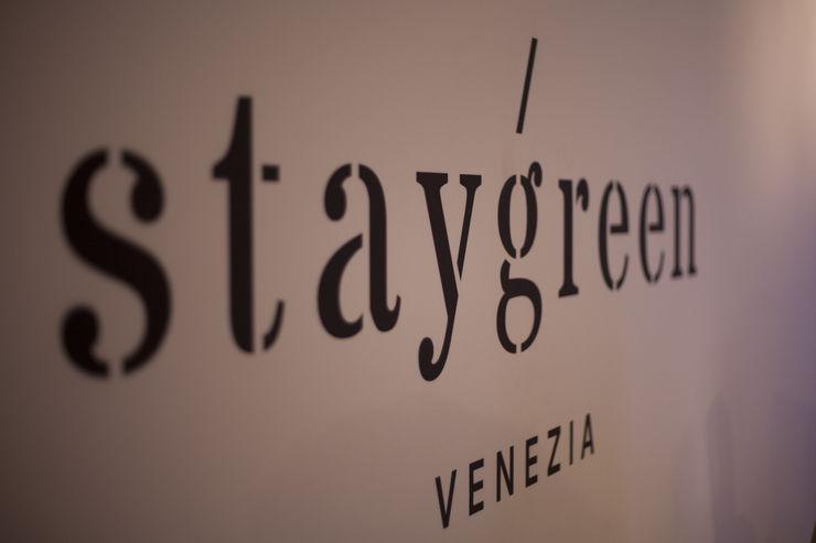 Staygreen Srl Centros de exposições modernos