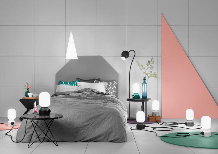 Collection ateljé Lyktan Minimalist bedroom