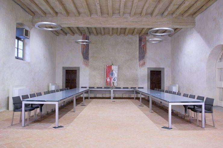 Ex <q>Oratorio della Vergine Maria in veste bianca</q> Studio ARTIFEX Centro congressi in stile eclettico