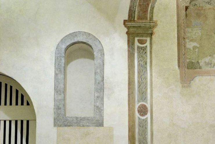 Ex <q>Oratorio della Vergine Maria in veste bianca</q> Studio ARTIFEX Sala multimediale in stile classico