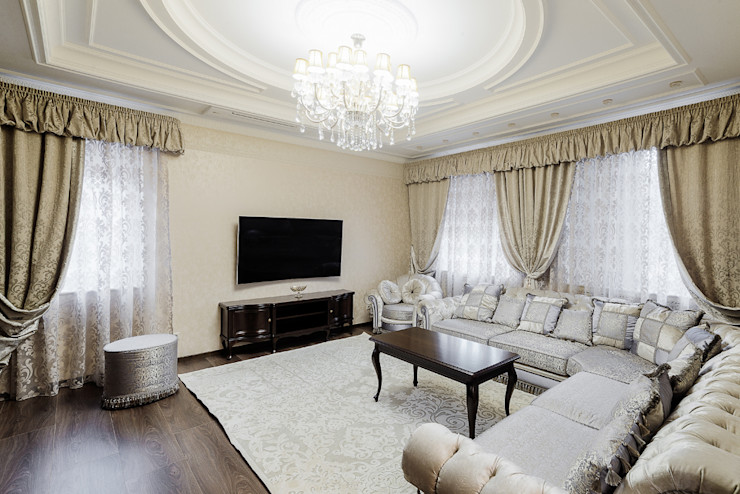 Креазон Salas de estilo clásico