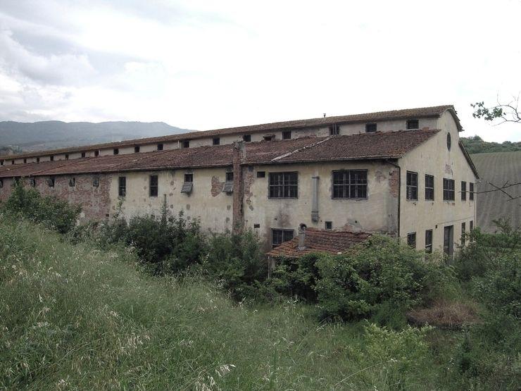 Ex Opificio della Tabaccaia di PIantavigne Studio ARTIFEX