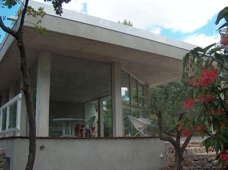 Valérie GARNIER Architecture Moderne Häuser