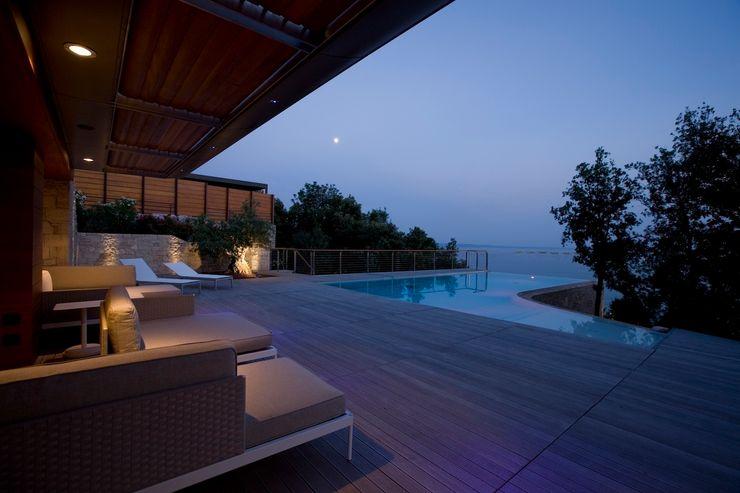 M A+D Menzo Architettura+Design Mediterranean style houses