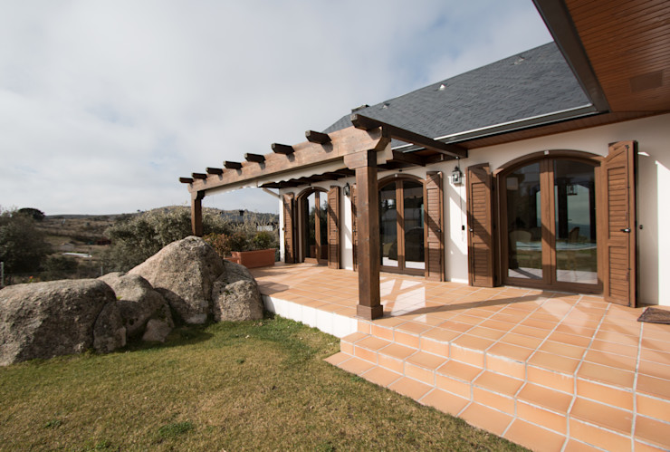 Canexel Classic style garden