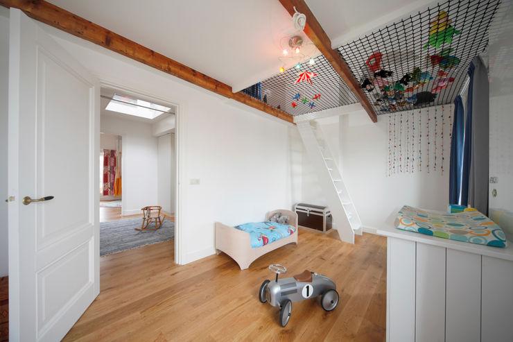 Bijzondere kinderverdieping Studio evo Moderne kinderkamers