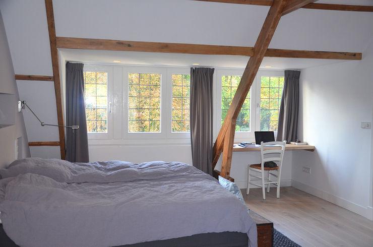 master bedroom Boks architectuur Landelijke slaapkamers
