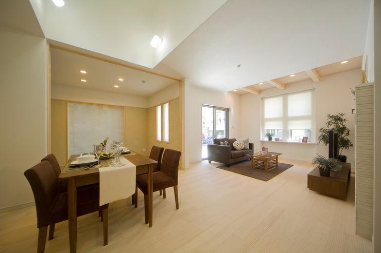 エムズ アーキテクト デザイン 一級建築士事務所 Modern dining room
