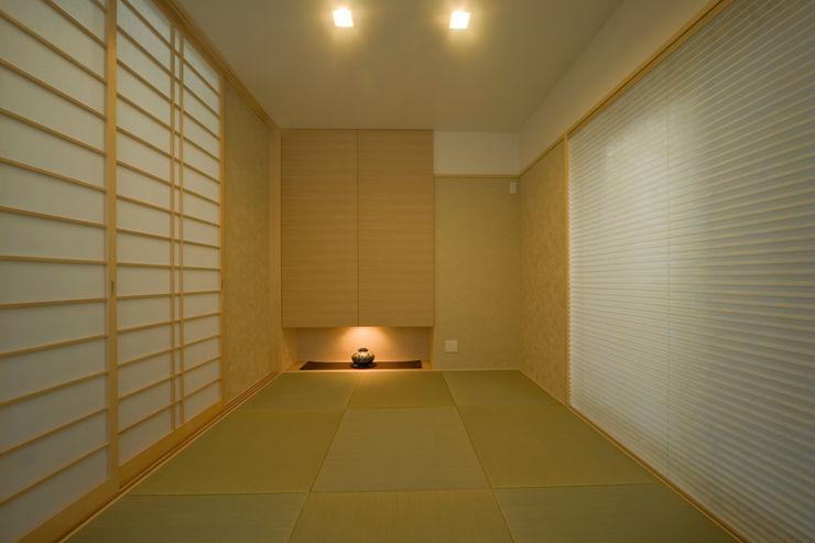 エムズ アーキテクト デザイン 一級建築士事務所 Modern style bedroom