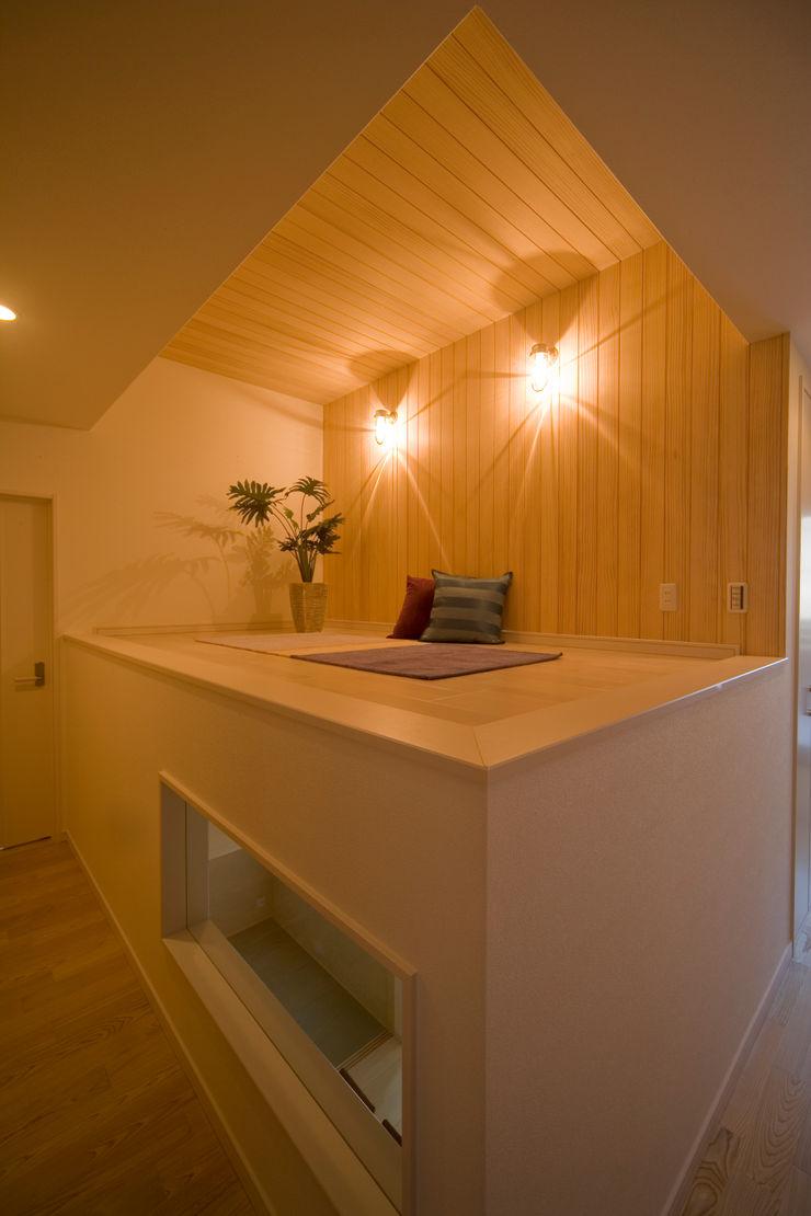 エムズ アーキテクト デザイン 一級建築士事務所 Modern style media rooms