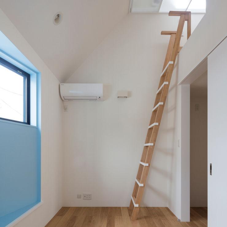 M設計工房 Nursery/kid's room Wood White