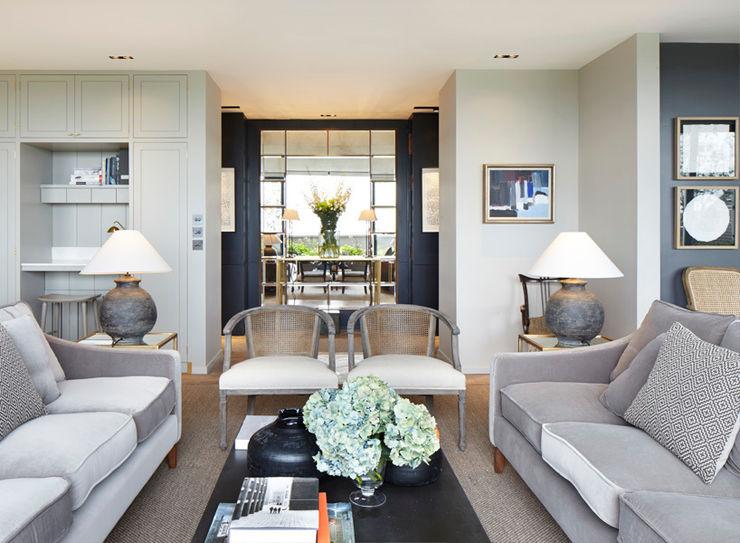 Hillcrest De Rosee Sa Modern living room
