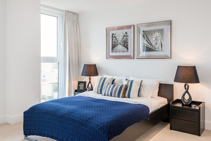 Bedroom 1 In:Style Direct Dormitorios de estilo moderno