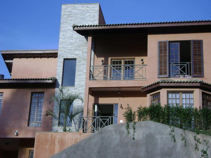 Flávia Brandão - arquitetura, interiores e obras Rustic style houses