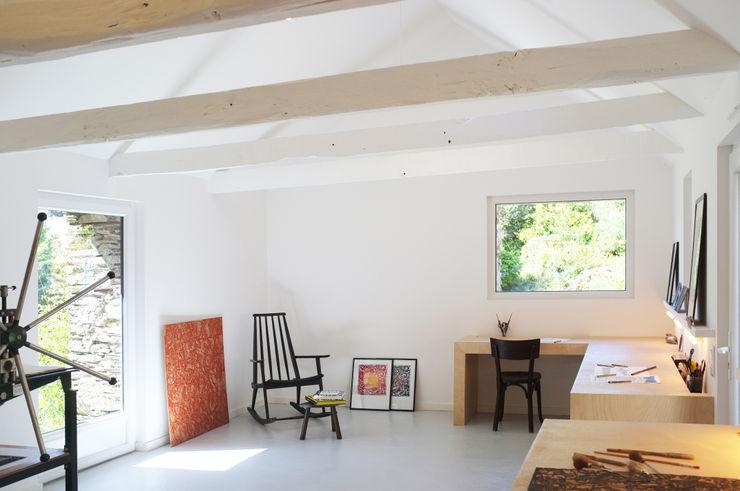 Modal Architecture Modern study/office