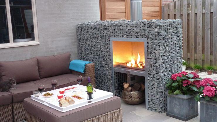 De Vuurtafel 花園火坑與燒烤