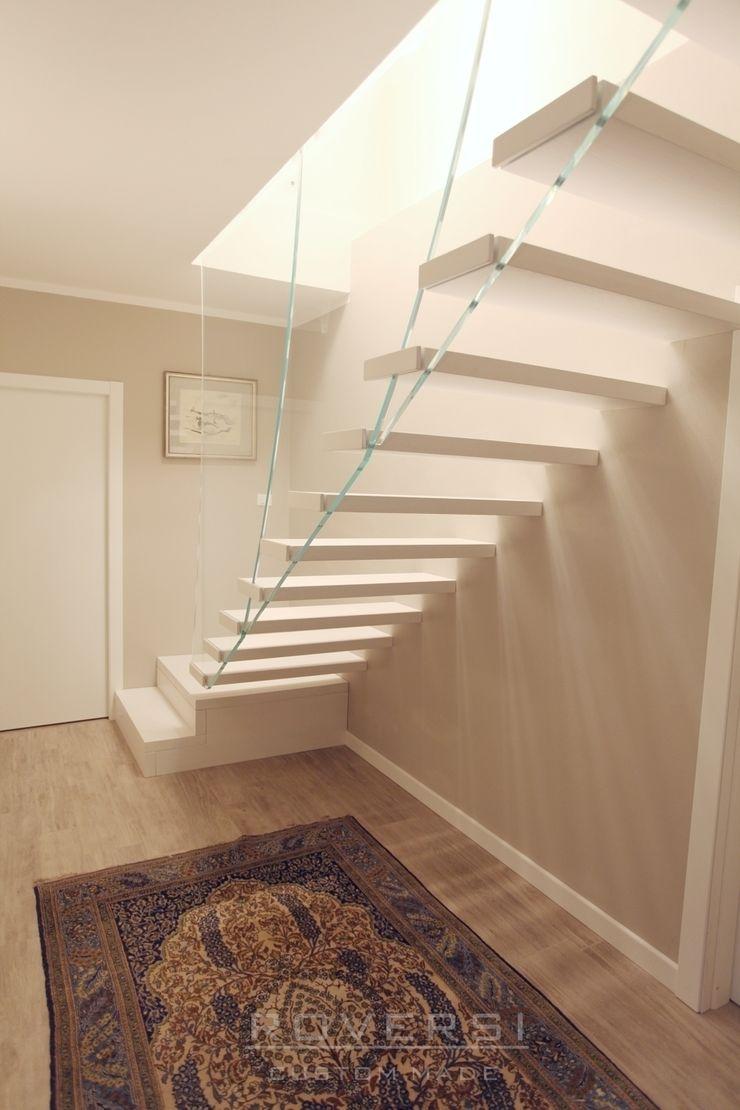 Roversi Custom Made Corridor, hallway & stairs Stairs