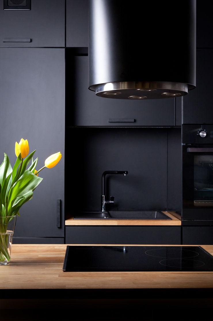 no bo bono unikat:lab Modern kitchen
