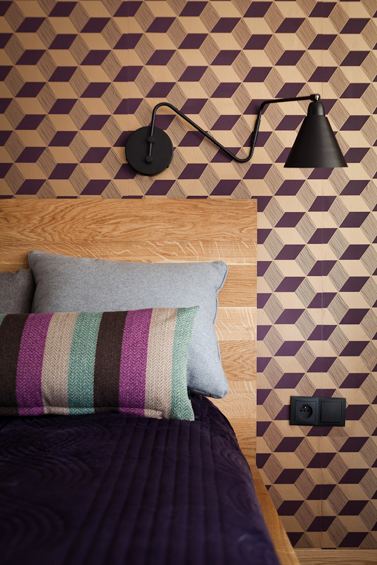 no bo bono unikat:lab Modern style bedroom