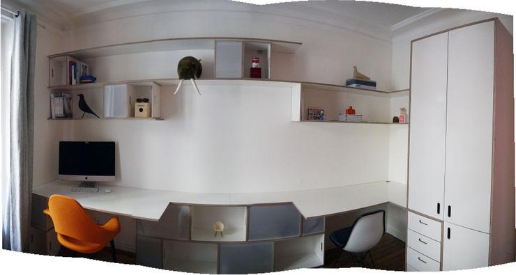 homify Klassische Arbeitszimmer