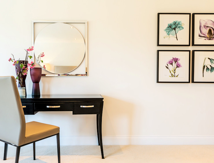 Dressing table In:Style Direct Modern style bedroom