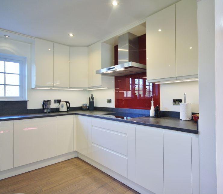BOSCH extractor hood Kitchencraft Modern kitchen
