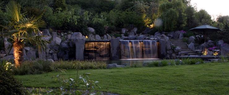Architektura krajobrazu- naturalne systemy uzdatniania wod Сад
