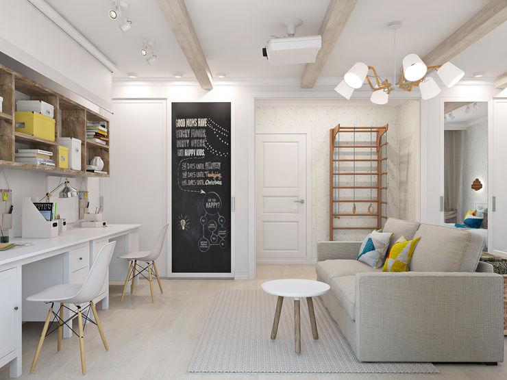 Ekaterina Donde Design غرفة الاطفال