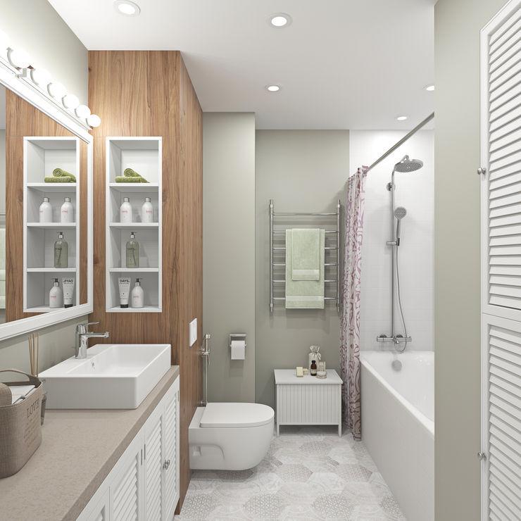 Ekaterina Donde Design حمام