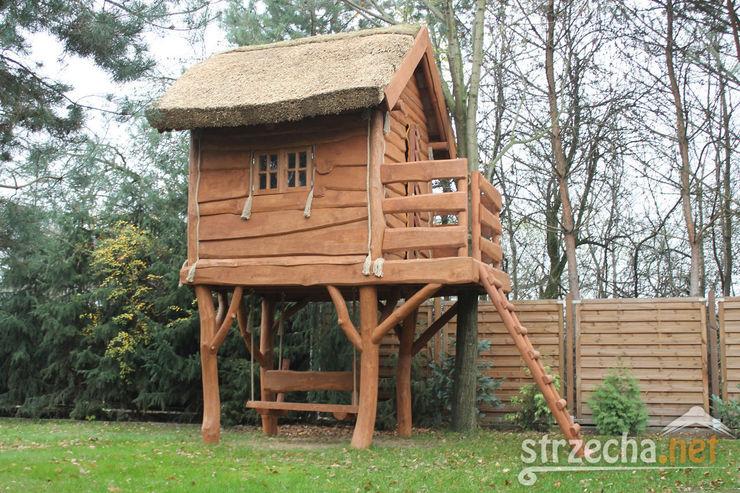 Domek na drzewie STRZECHA NET Sp. z o.o.