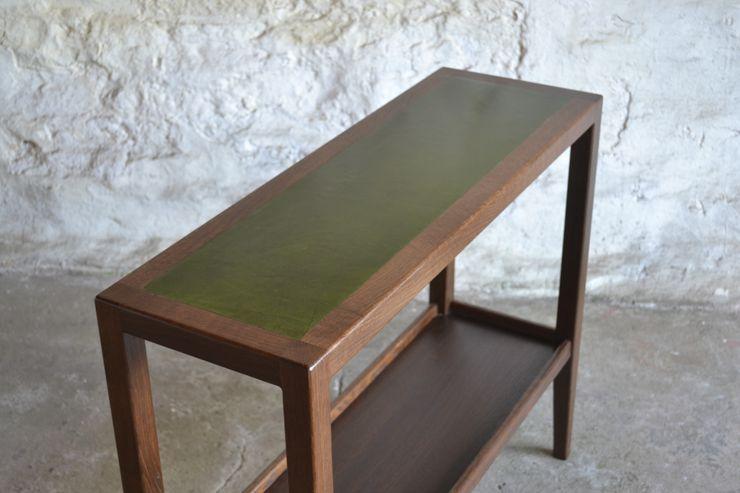 Tables Clachan Wood 客廳邊桌與托盤