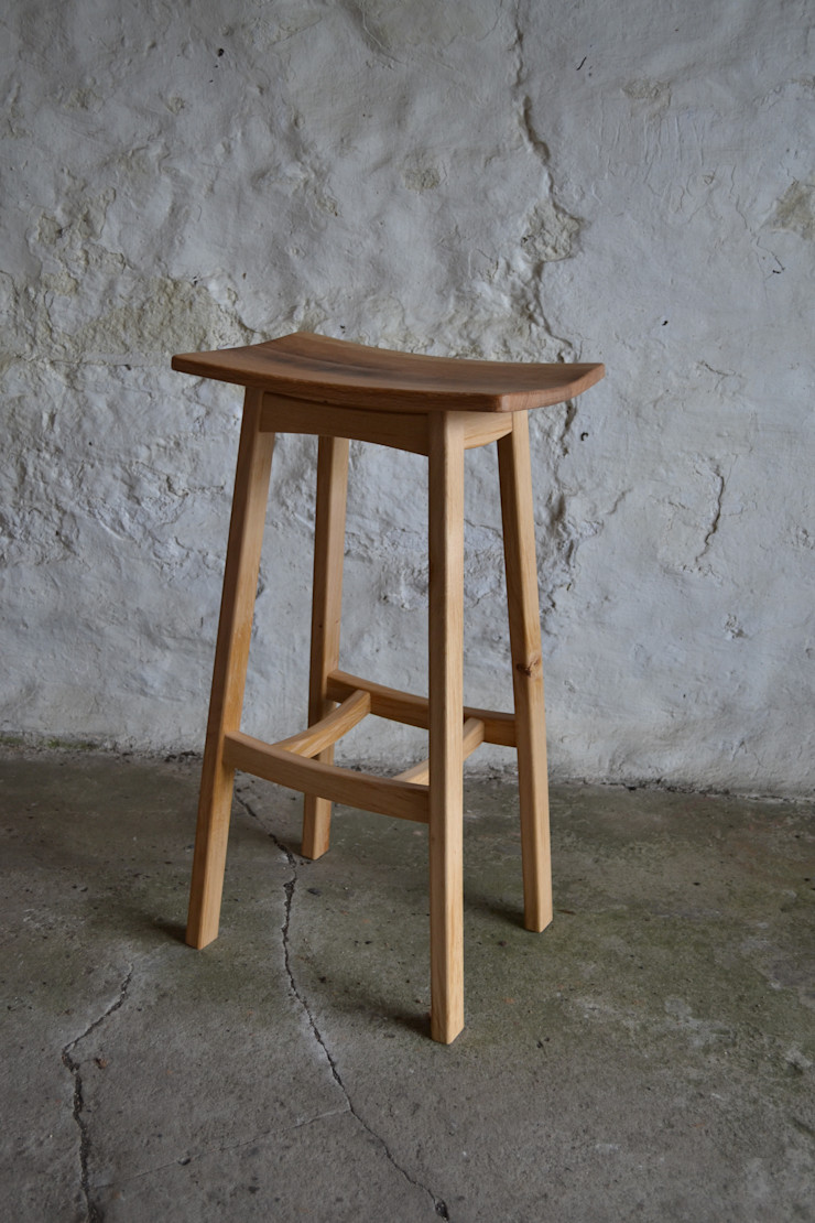 'Blend' Whisky barrel stool Clachan Wood KitchenTables & chairs