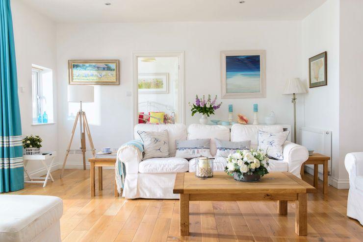 Living Room in Holiday Home Dupere Interior Design Ausgefallene Wohnzimmer