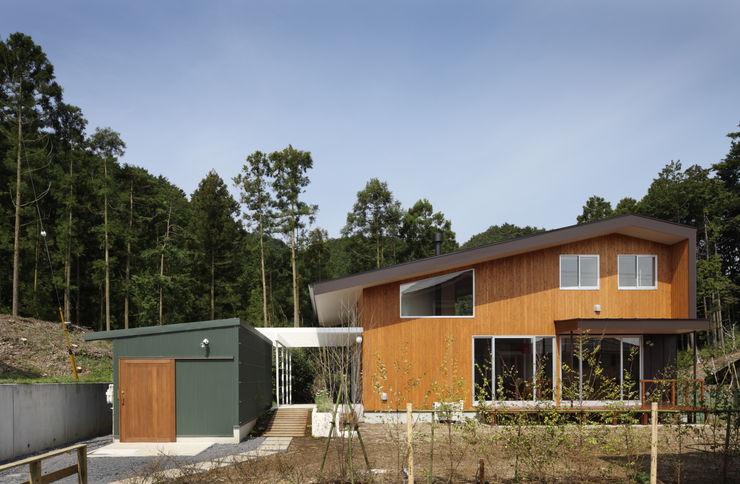 TAMAI ATELIER Casas de estilo moderno
