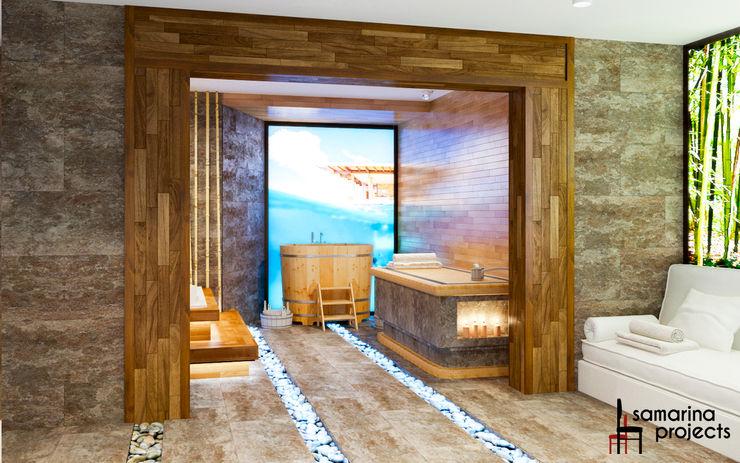 Samarina projects Rustikale Hotels