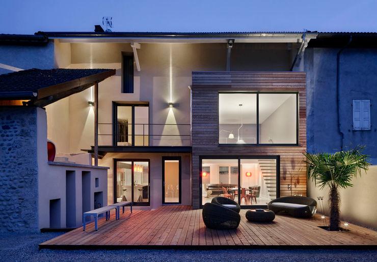 Lautrefabrique Casas modernas