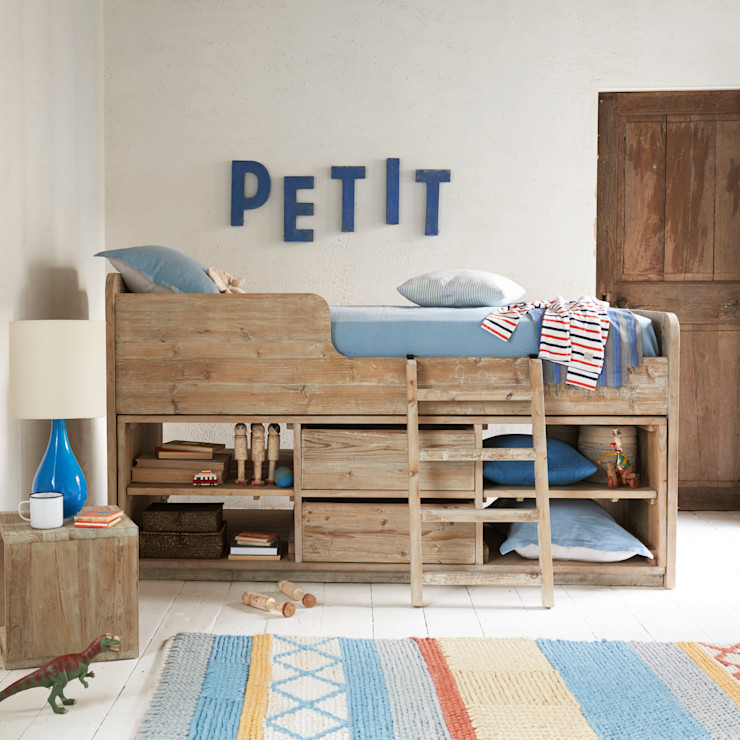Clamberdoodle bed homify Nursery/kid's roomBeds & cribs