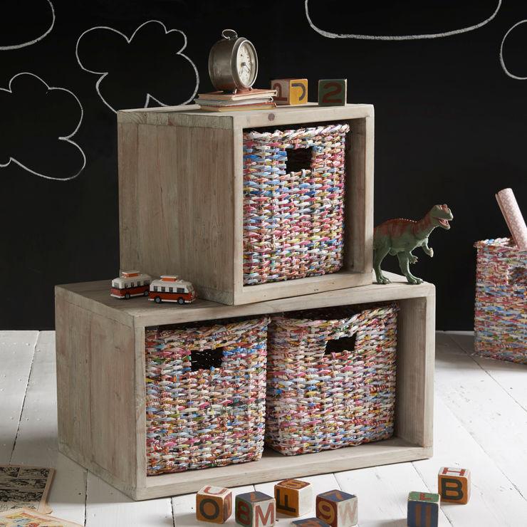 Pop storage homify Nursery/kid's roomStorage