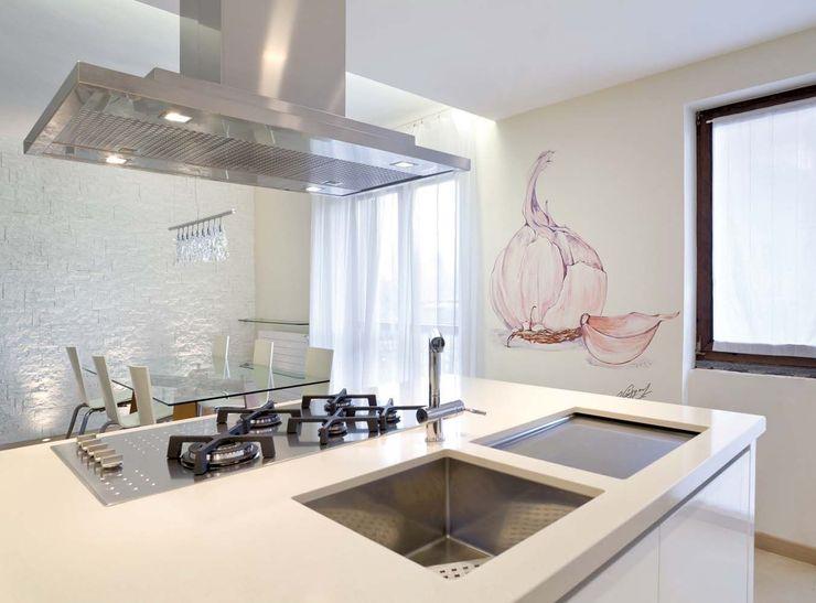 Murales Divinos Cozinhas clássicas