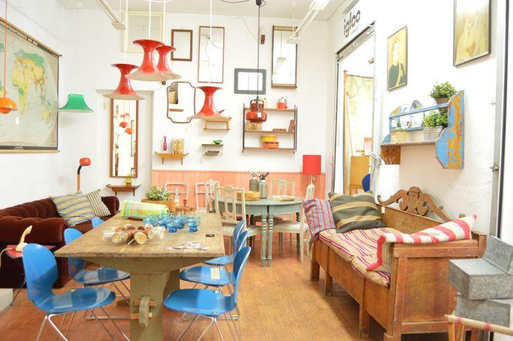 IGLOO VINTAGE Igloo Vintage Oficinas y tiendas