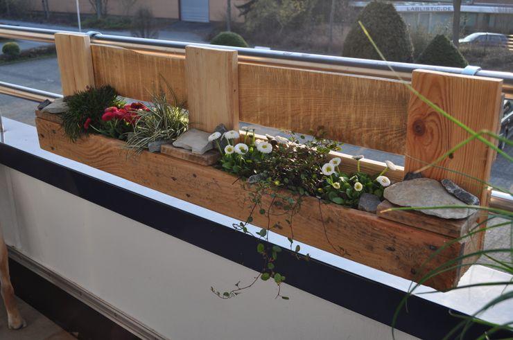 Palettenmöbel – <q>City Garden XL</q> starg Balkon, Veranda & TerrasseAccessoires und Dekoration