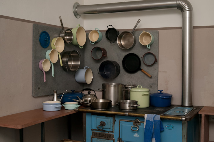 Magic Wall 廚房儲櫃