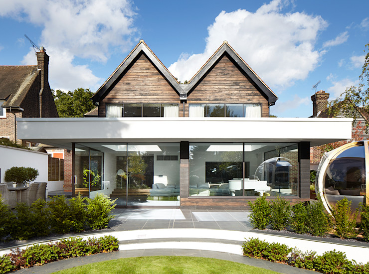 Exterior Clear Architects 露臺