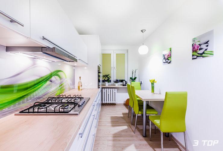 Meble kuchenne na wymiar 3TOP KuchniaMeble do przechowywania