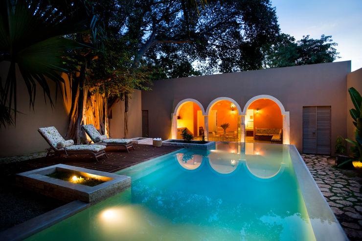 Taller Estilo Arquitectura 泳池