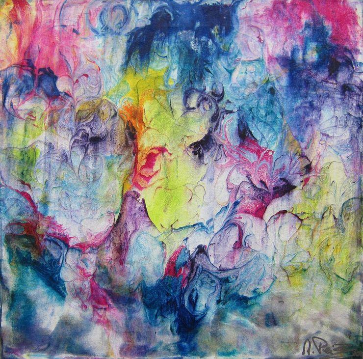 Paradiso ANDREA PEISS ART Kunst Bilder & Gemälde