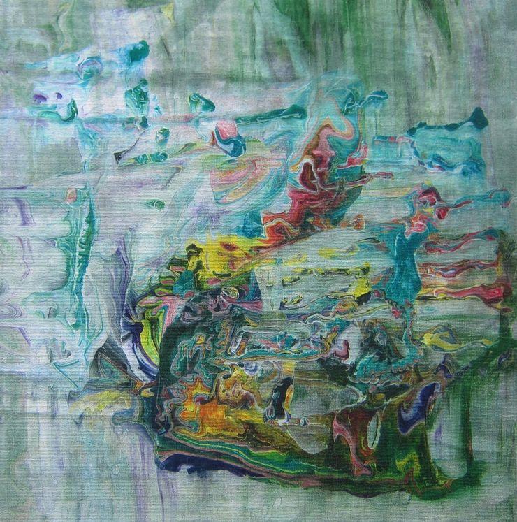 Cavallo ANDREA PEISS ART Kunst Bilder & Gemälde