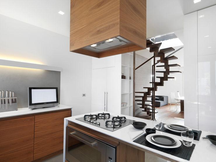 D3 Architetti Associati مطبخ