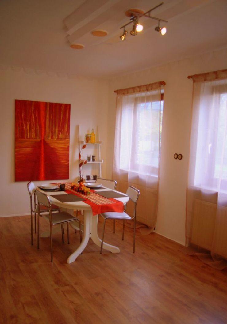Essbereich Nachher wohnausstatter Moderne Esszimmer